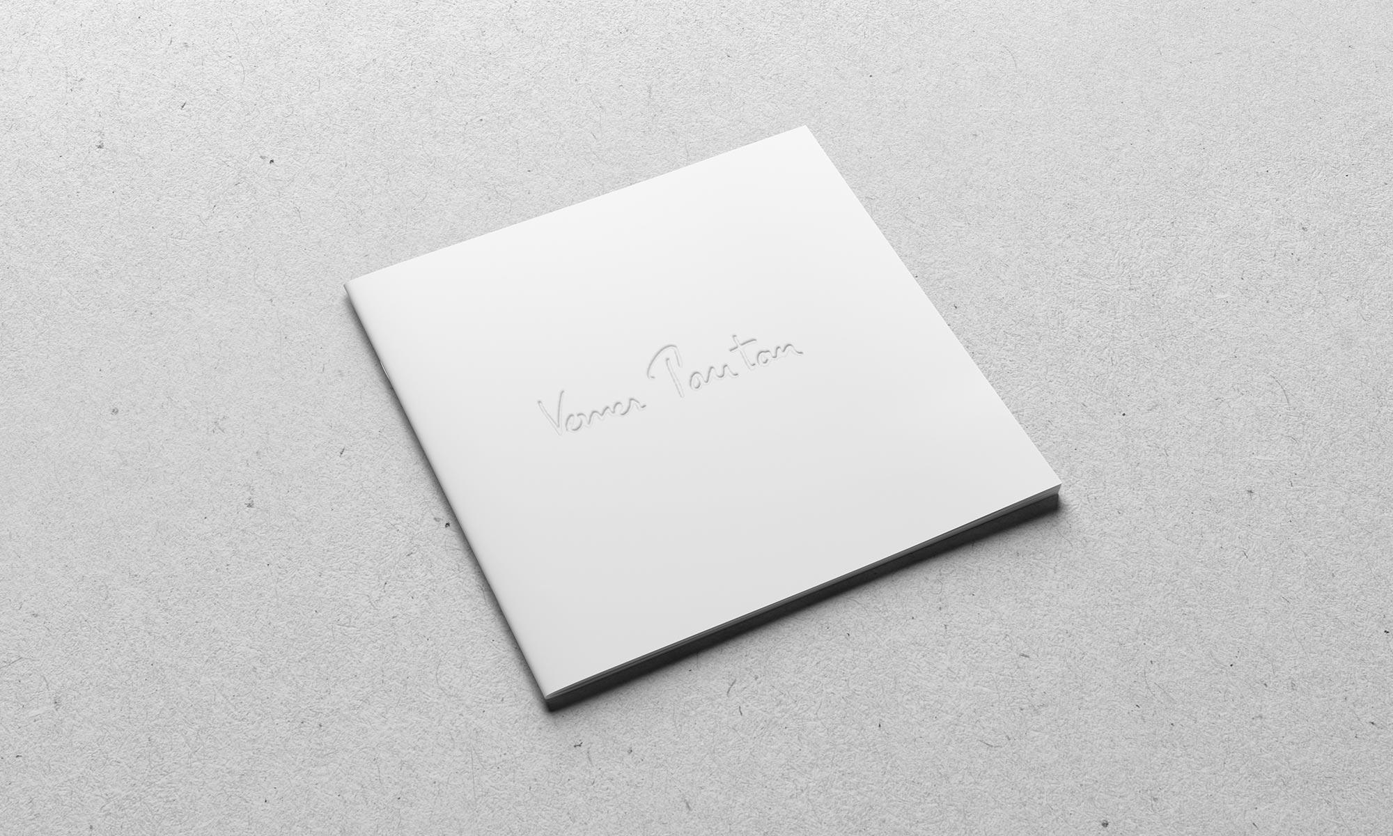 Möbeldesign Katalog Verner Panton Titel