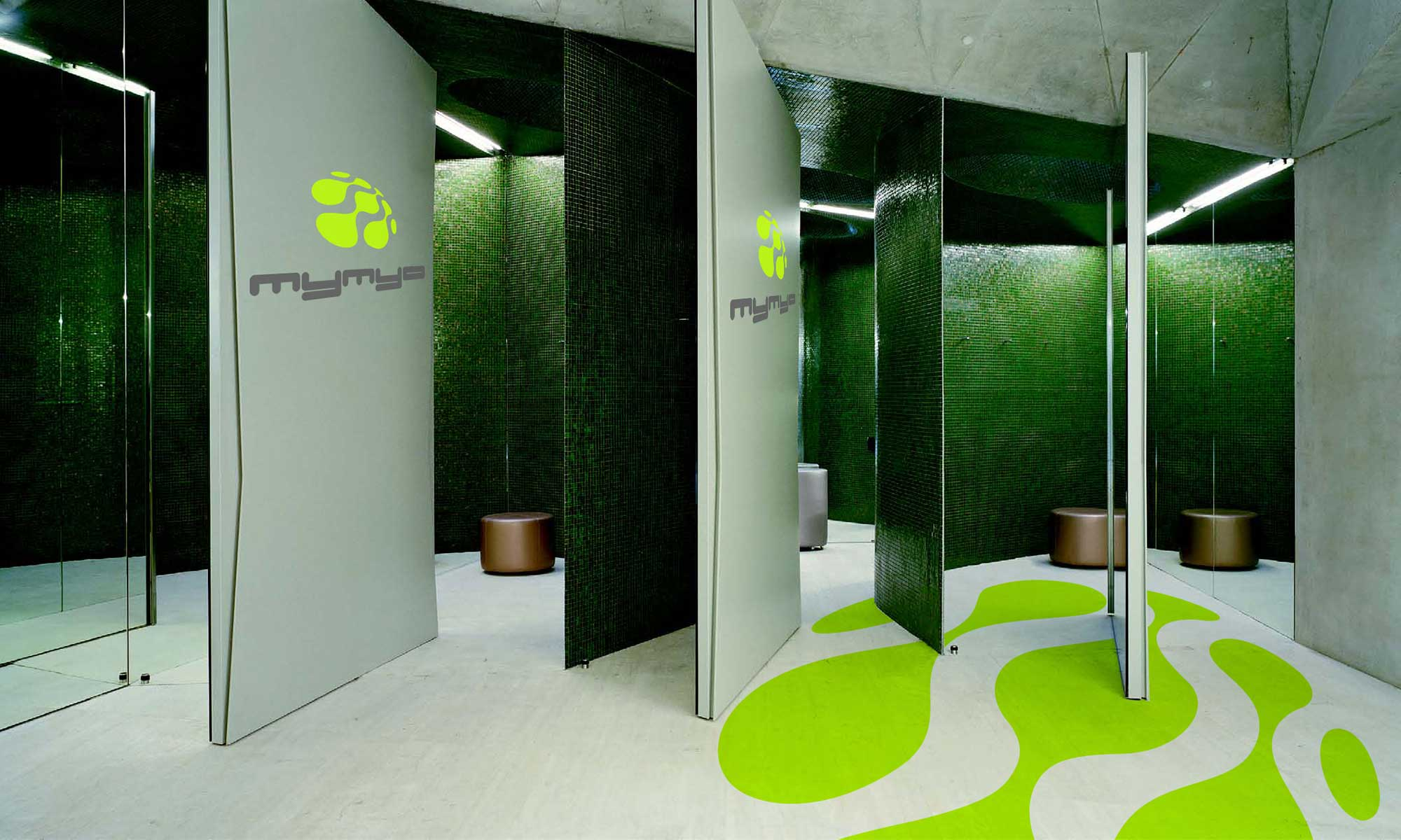 Design Fitnessstudio