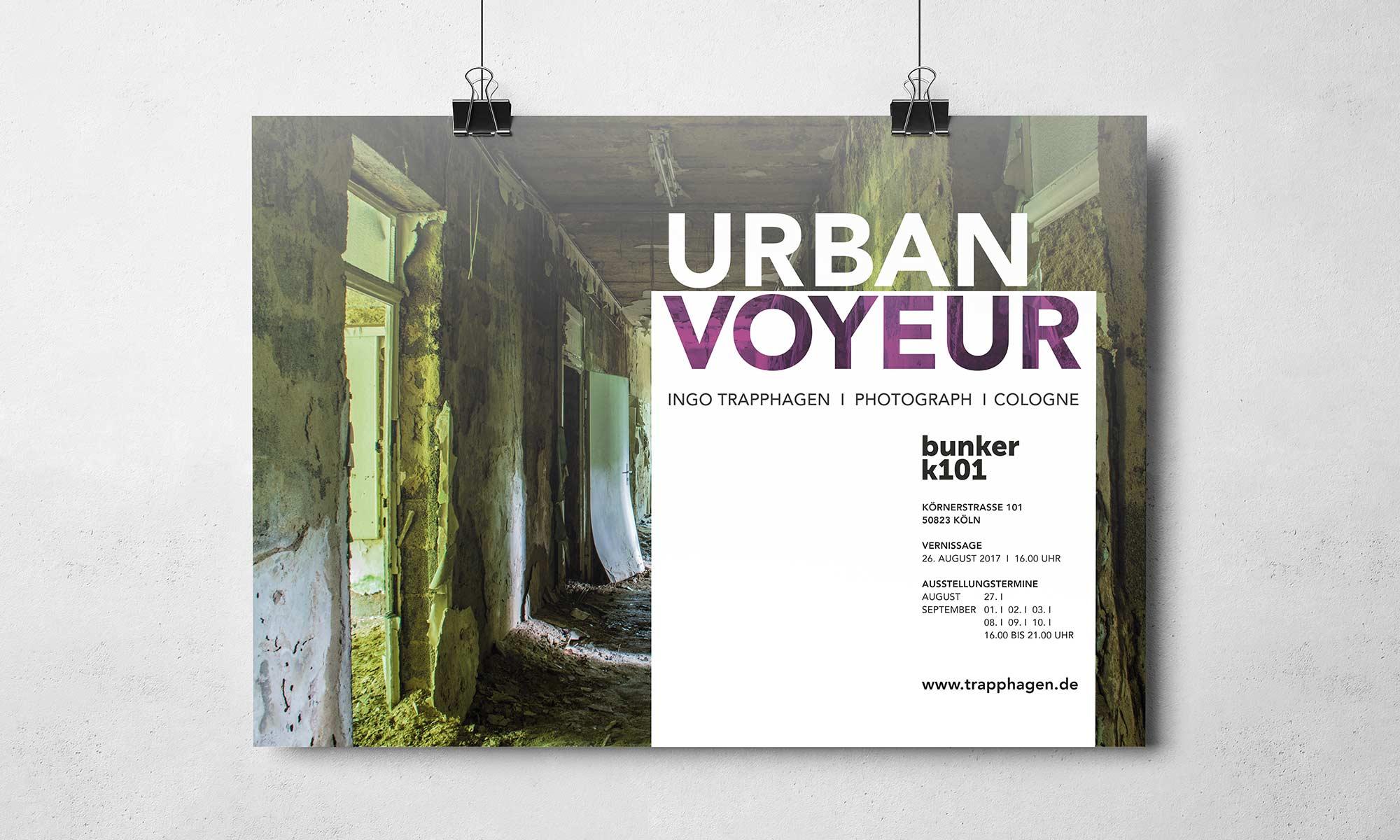 Plakat bunker K101