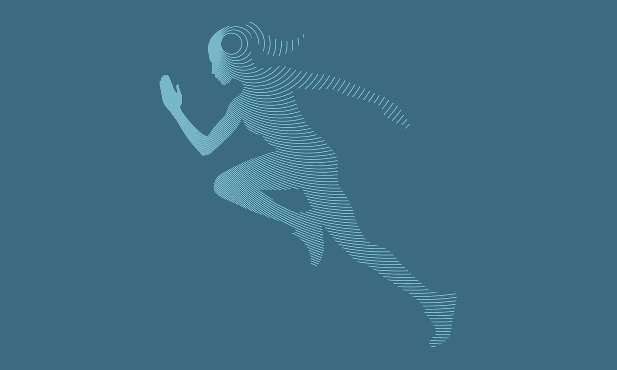 Sportpsychologie Logo-Design