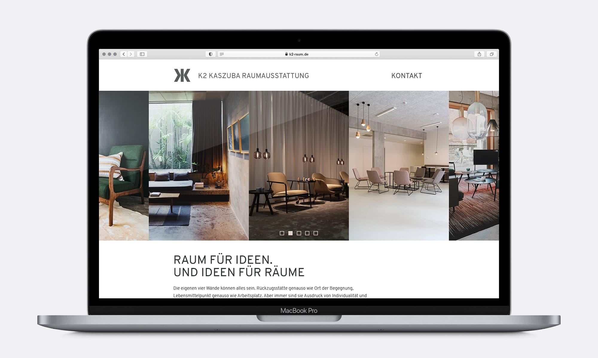 Raumausstatter Website